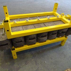 útil de carga para cesta de grúas