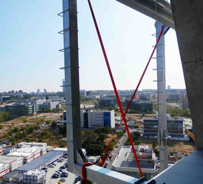 Accesus - Proyectos - Mantenimiento de BBVA Madrid