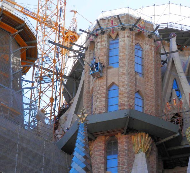 Accesus - Proyectos - Construcción / mantenimiento de la Sagrada Família