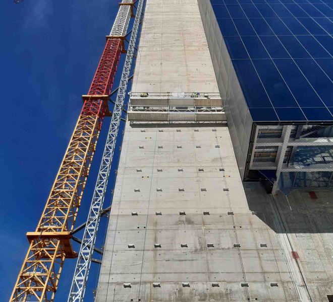 Accesus - Proyectos - Construcción Torre Caleido Madrid_2