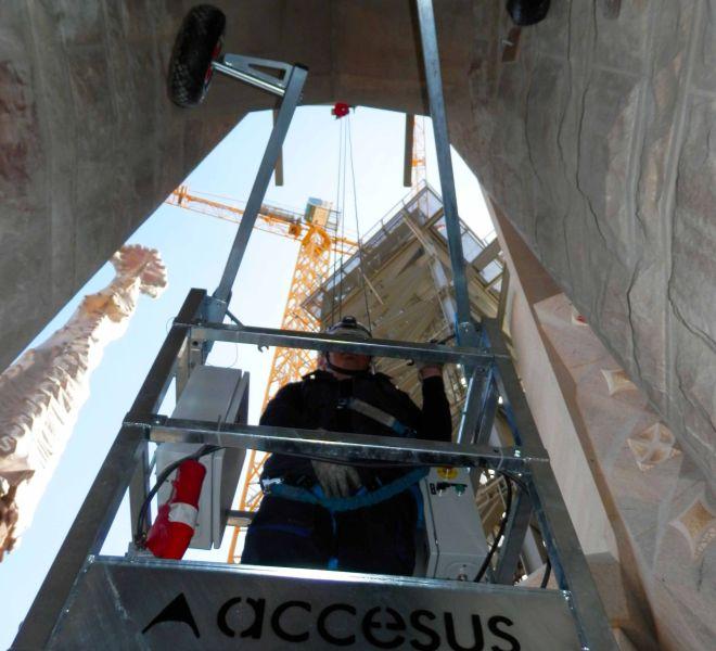 Accesus - Proyectos - Construcción / mantenimiento de la Sagrada Família_3