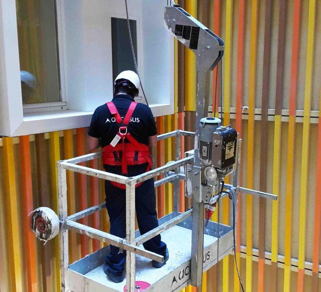 Accesus - Proyectos - Rehabilitación interior de hotel