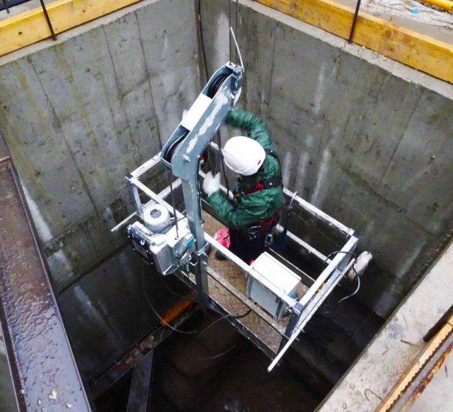 Accesus - Proyectos - Obras en el pozo del metro_3