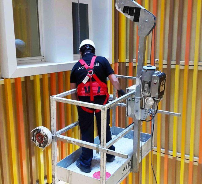 Accesus - Proyectos - Rehabilitación interior de hotel_4