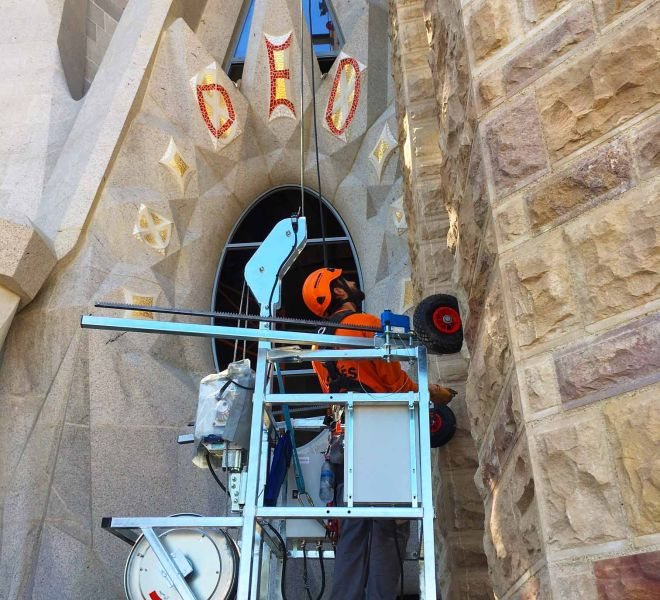 Accesus - Proyectos - Construcción / mantenimiento de la Sagrada Família_4