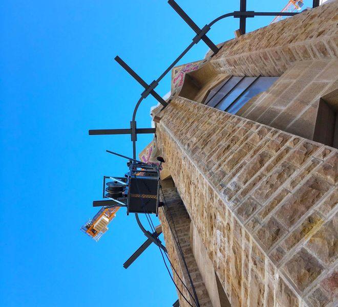 Accesus - Proyectos - Construcción / mantenimiento de la Sagrada Família_5