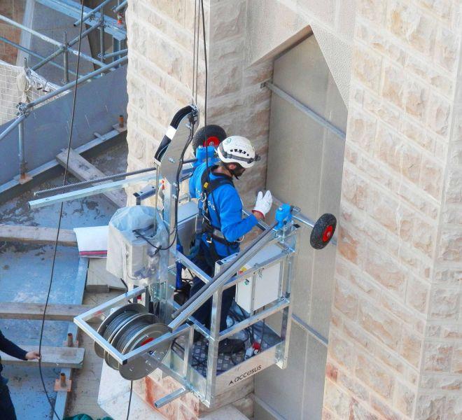 Accesus - Proyectos - Construcción / mantenimiento de la Sagrada Família_6