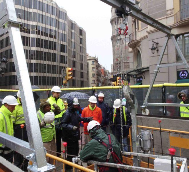 Accesus - Proyectos - Obras en el pozo del metro_4