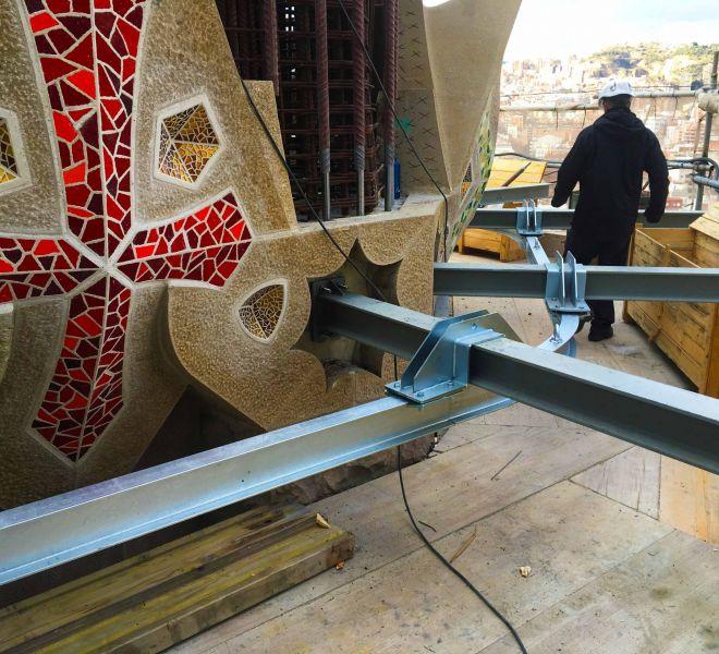 Accesus - Proyectos - Construcción / mantenimiento de la Sagrada Família_7