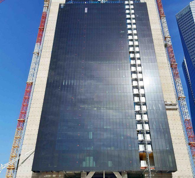 Accesus - Proyectos - Construcción Torre Caleido Madrid_4