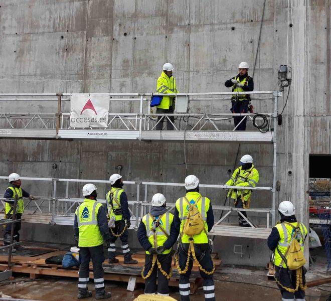 Accesus - Proyectos - Construcción Torre Caleido Madrid_5