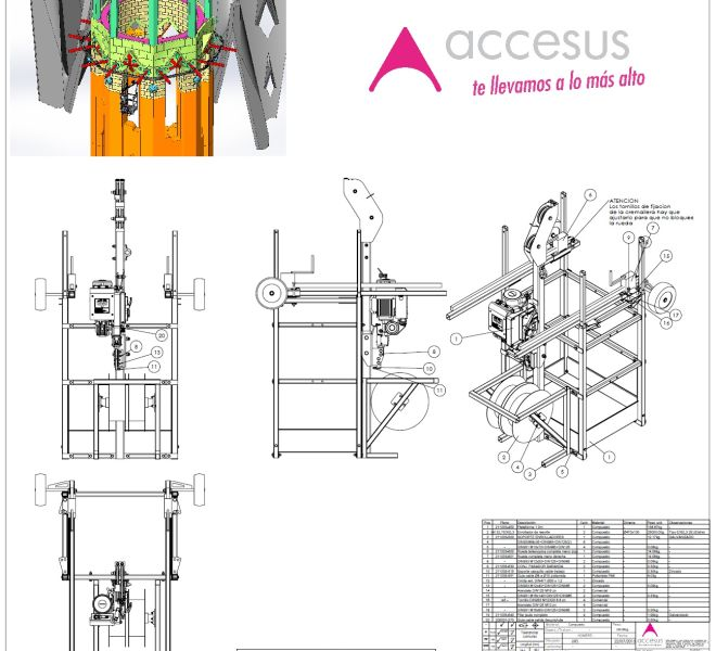 Accesus - Proyectos - Construcción / mantenimiento de la Sagrada Família_8