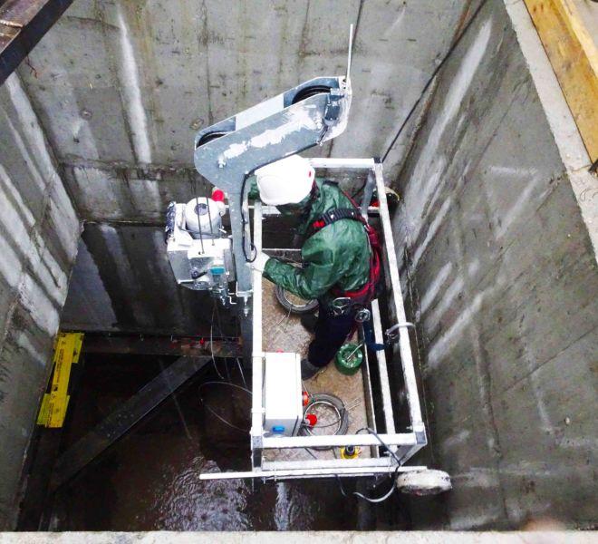 Accesus - Proyectos - Obras en el pozo del metro_5