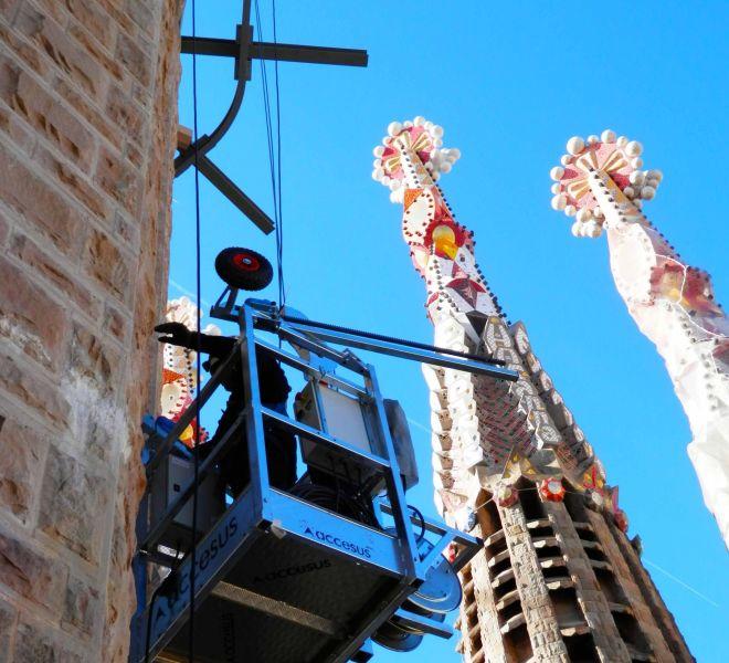 Accesus - Proyectos - Construcción / mantenimiento de la Sagrada Família_9