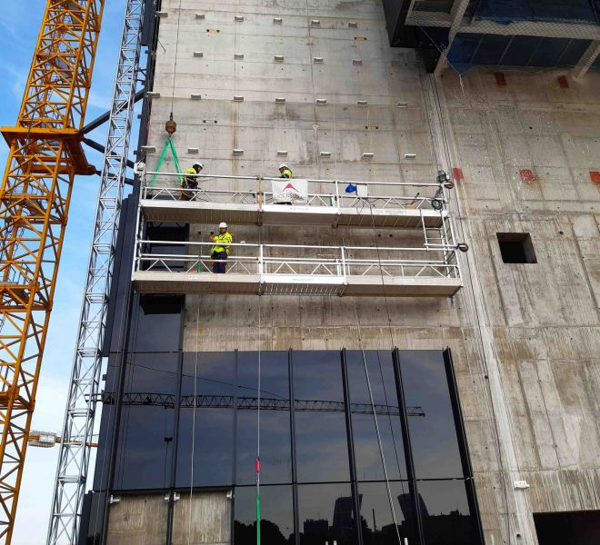 Accesus - Proyectos - Construcción Torre Caleido Madrid_7