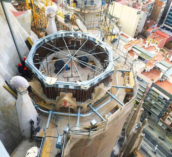 Accesus - Proyectos - Construcción / mantenimiento de la Sagrada Família_11