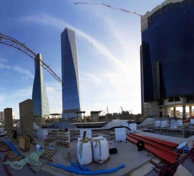 Accesus - Proyectos - Construcción Torre Caleido Madrid_10