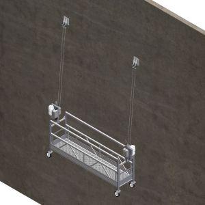 dibujo Placfix V con plataforma suspendida accesus