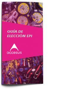 Folleto Guía Elección de EPI Accesus