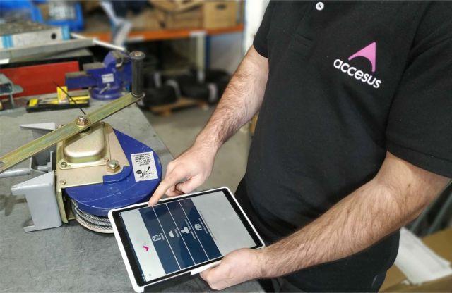 Accesus - Servicio Postventa - Software de gestión de equipo - V. acces
