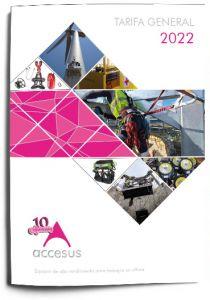 Catálogo Tarifa Accesus 2022